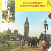 Dr Alimantado  - The Privileged Few (Keyman Records) CD